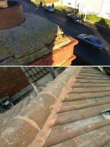 Chimney and Valley Repair