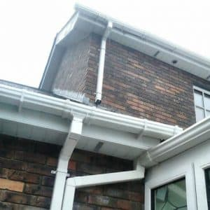 finished Fascia And Soffit Limerick