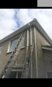 Ladder to Roof