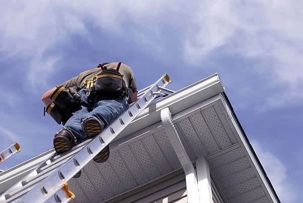 Gutter Cleaning in Limerick