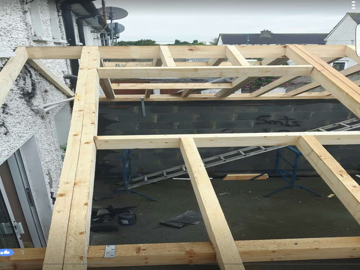 Roofing Extensions in Clare