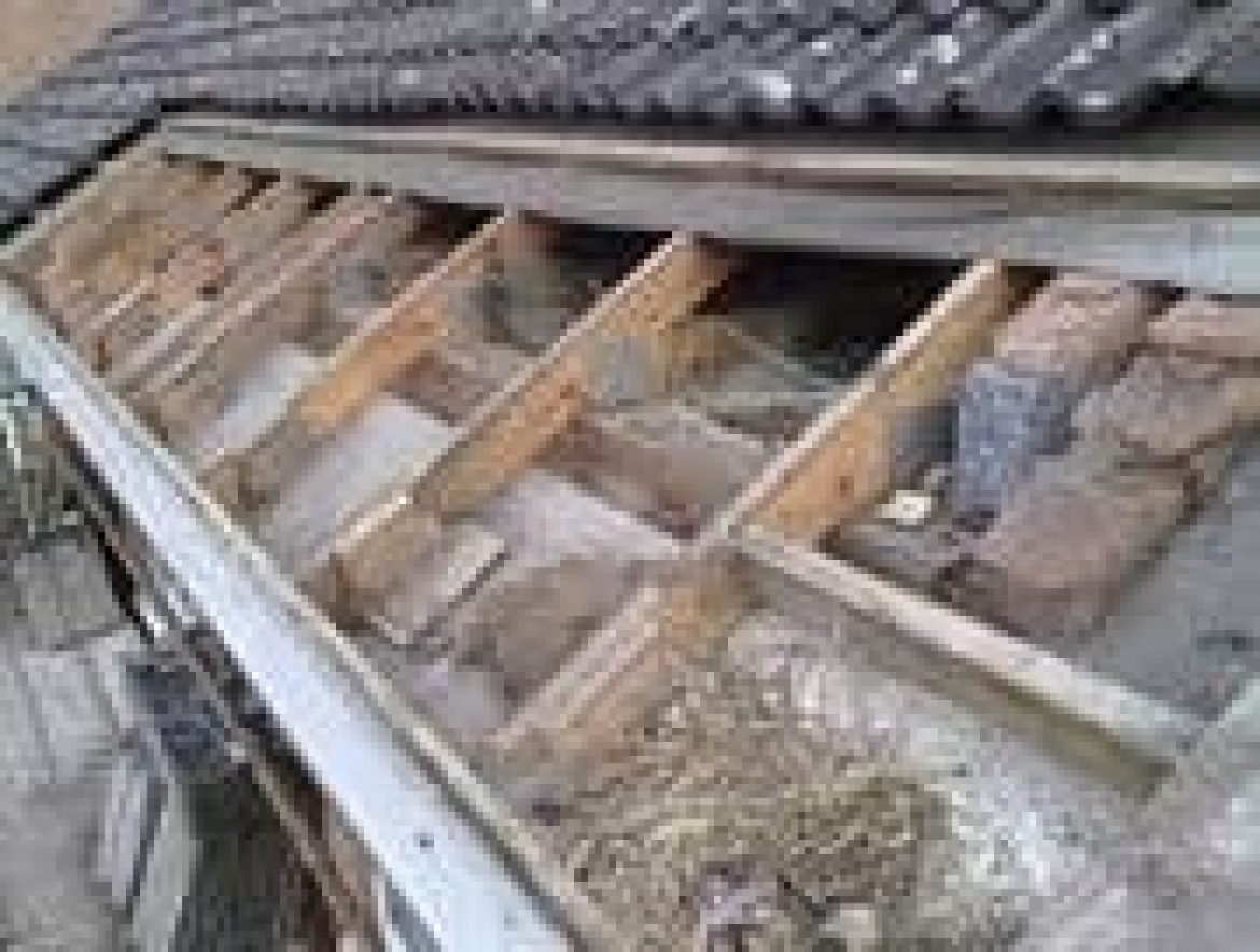 Felt Roofing Repairs or Replaced