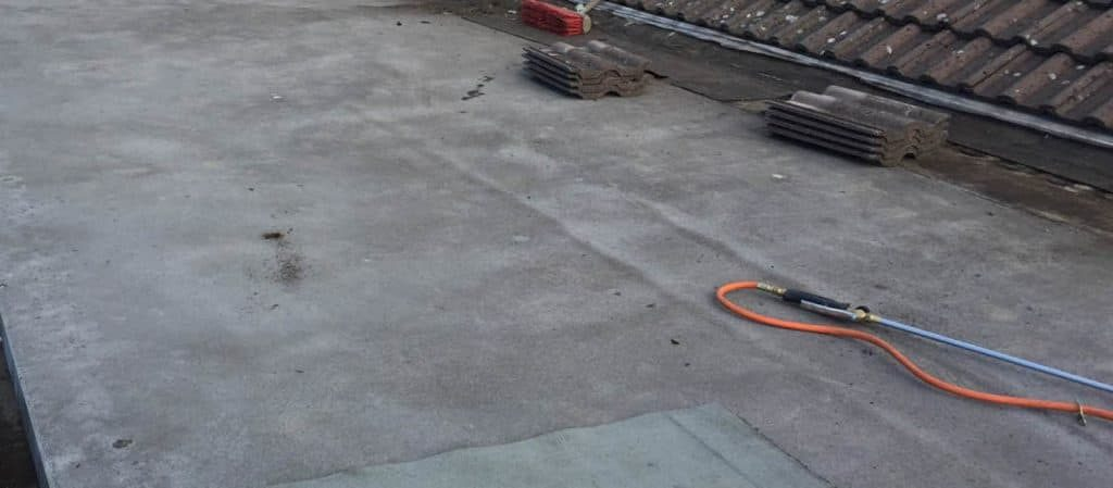 Flat Roof Repairs Limerick